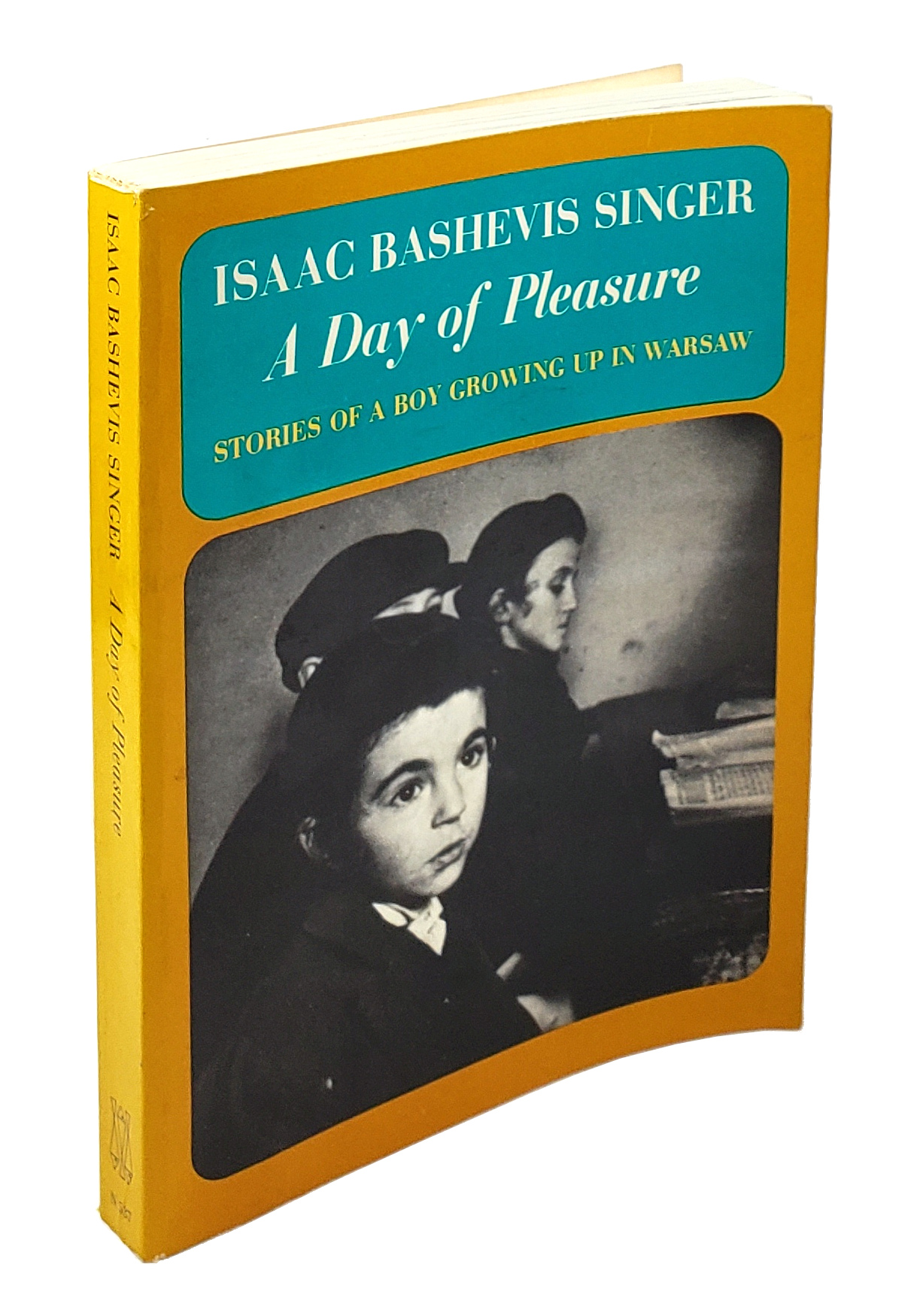 A Day of Pleasure Stories of a Boy Growing Up in Warsaw