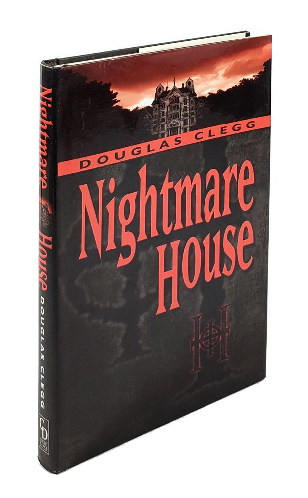 Nightmare House. Douglas Clegg.