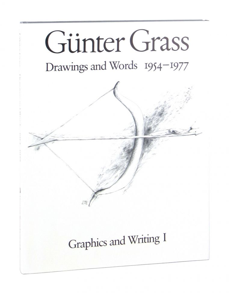 Gunter Grass: Drawings and Words 1954-1977, Graphics and Writing I. Anselm Dreher.