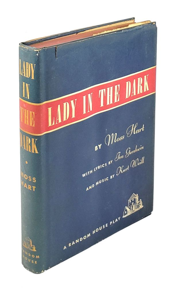 Lady in the Dark by Moss Hart on Capitol Hill Books