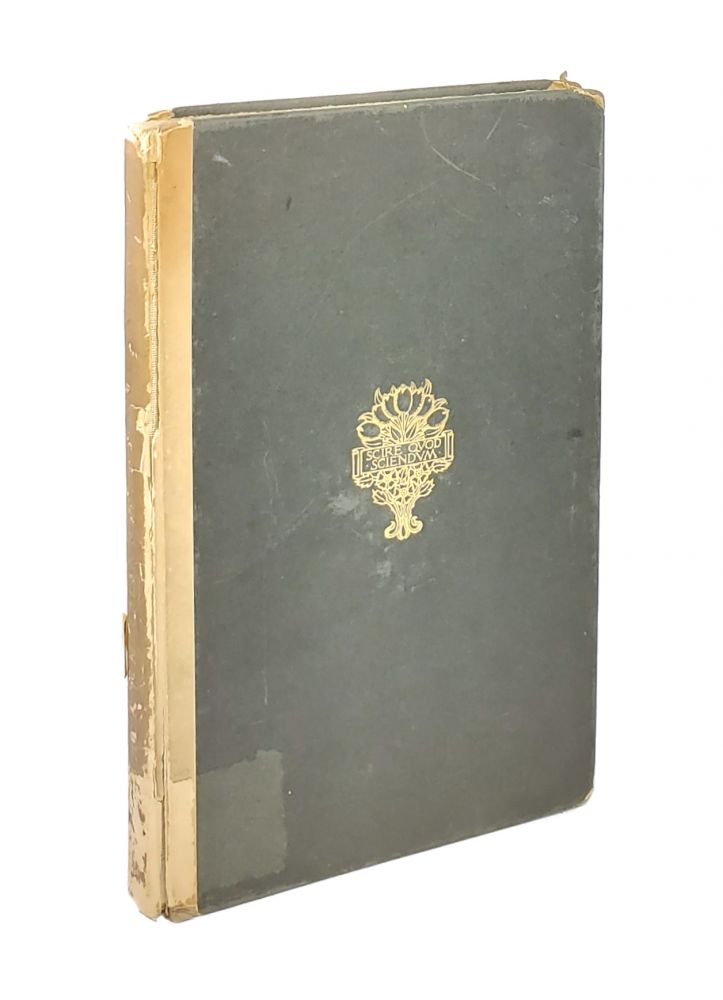 Walt Whitman's Diary in Canada, with Extracts from Other of His Diaries and Literary Note-Books. Walt Whitman, William Sloane Kennedy, ed.