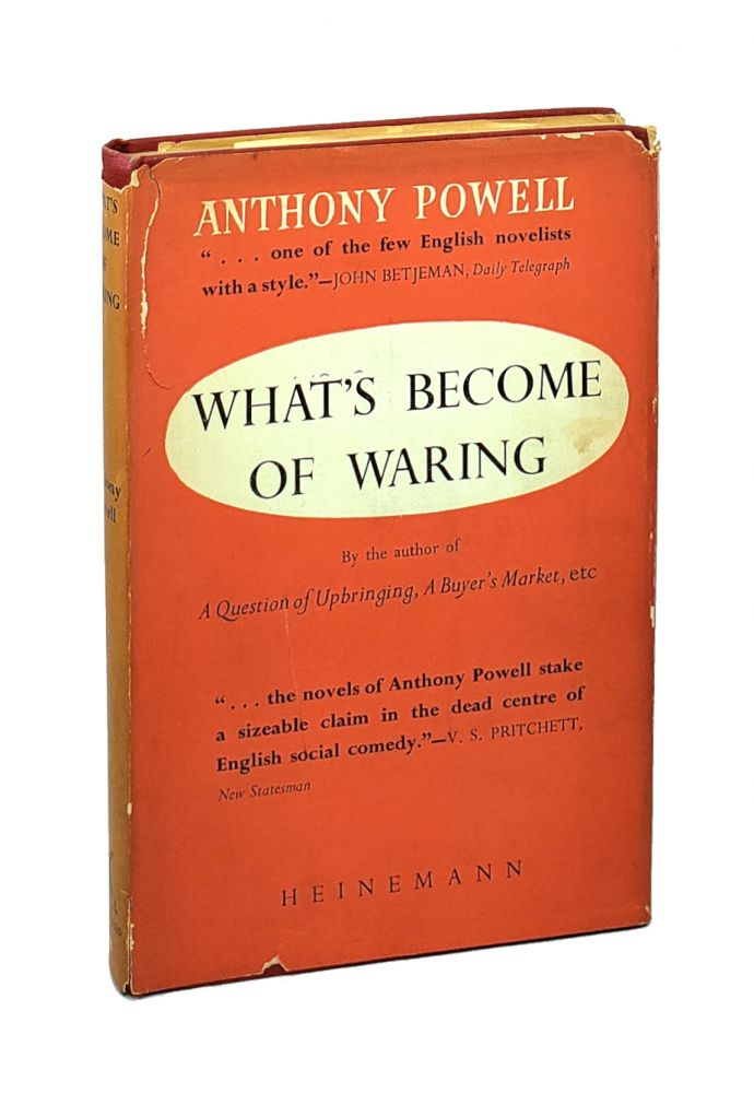 What's Become of Waring. Anthony Powell.