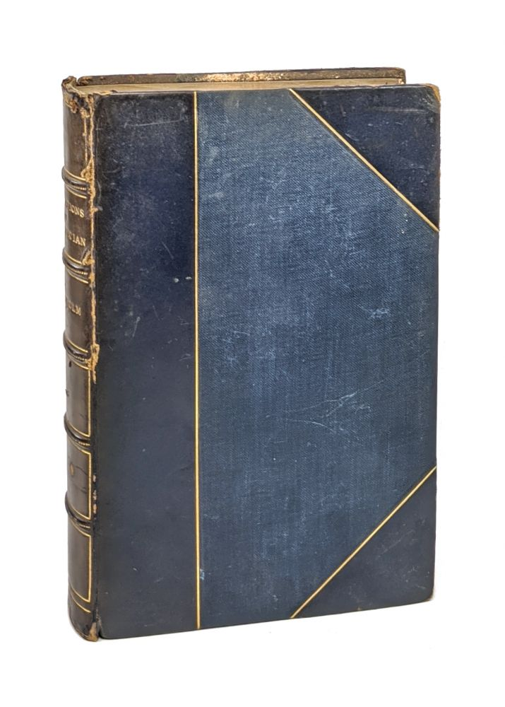 Recreations of a Physician [with ALS to Samuel Courtauld and two original Horace translations] [Dickers & Son London binding]. A. Stuart M. Chisholm.