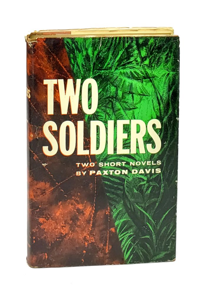 Two Soldiers [Ledo and Myitkyina]. Paxton Davis.
