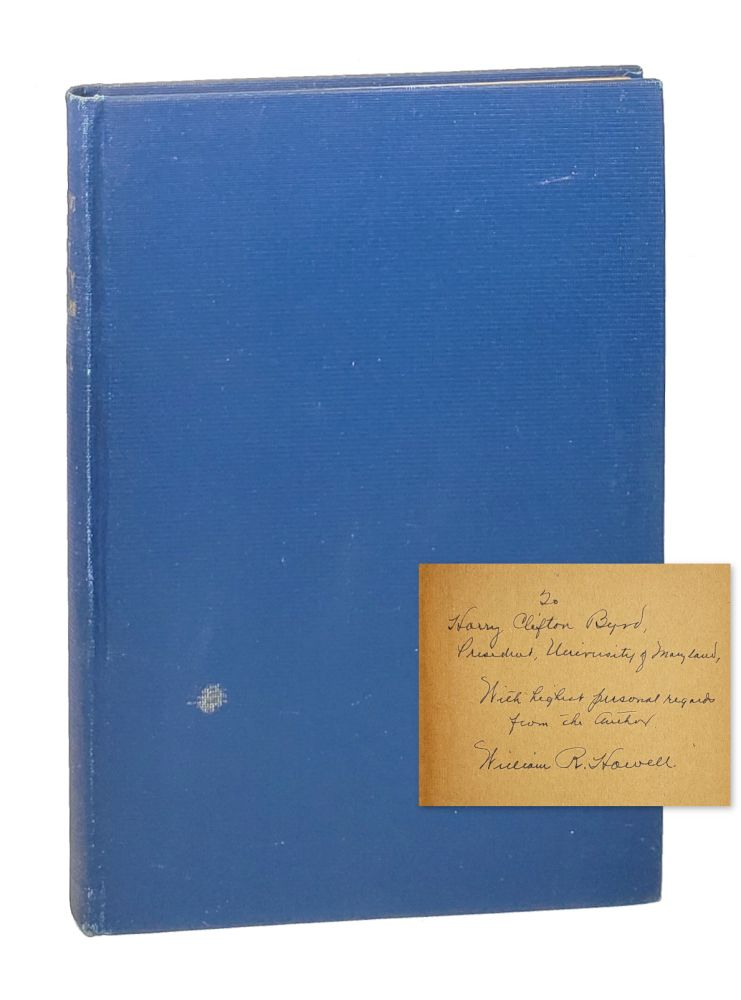 The Government of Kent County, Maryland: Historical And Descriptive. William R. Howell.