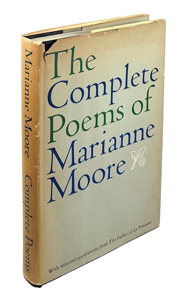 The Complete Poems of Marianne Moore. Marianne Moore.