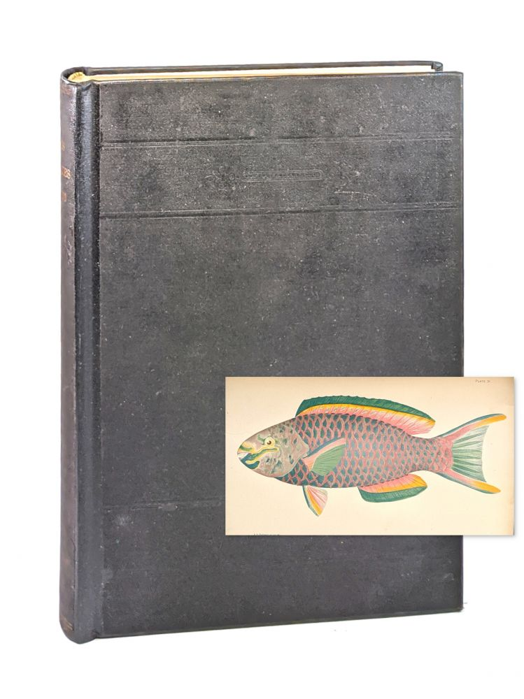 Investigations of the Aquatic Resources and Fisheries of Porto Rico by the United States Fish Commission Steamer Fish Hawk in 1899. Barton Warren Evermann, George M. Bowers, U S. Commission of Fish and Fisheries.