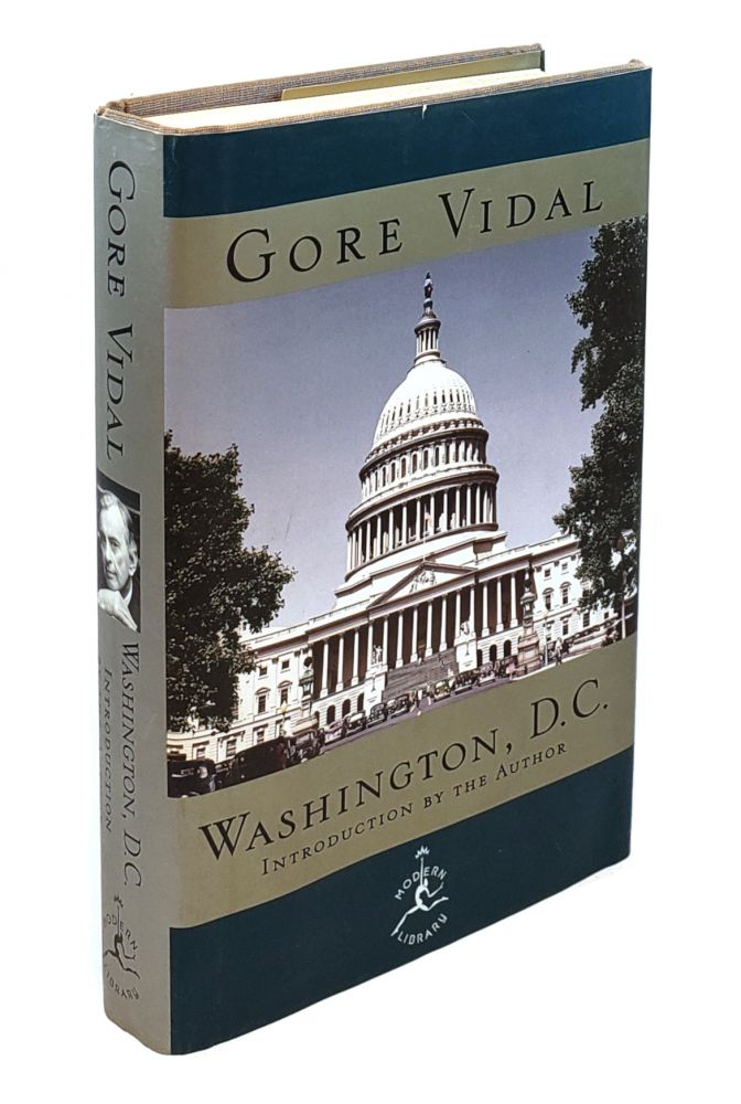 Washington, D.C. Gore Vidal.