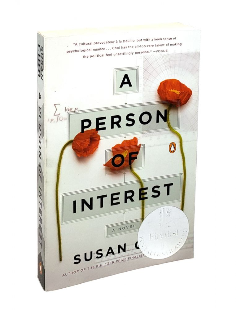 A Person of Interest: A Novel. Susan Choi.