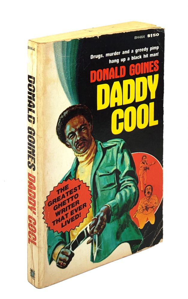 Daddy Cool. Donald Goines.