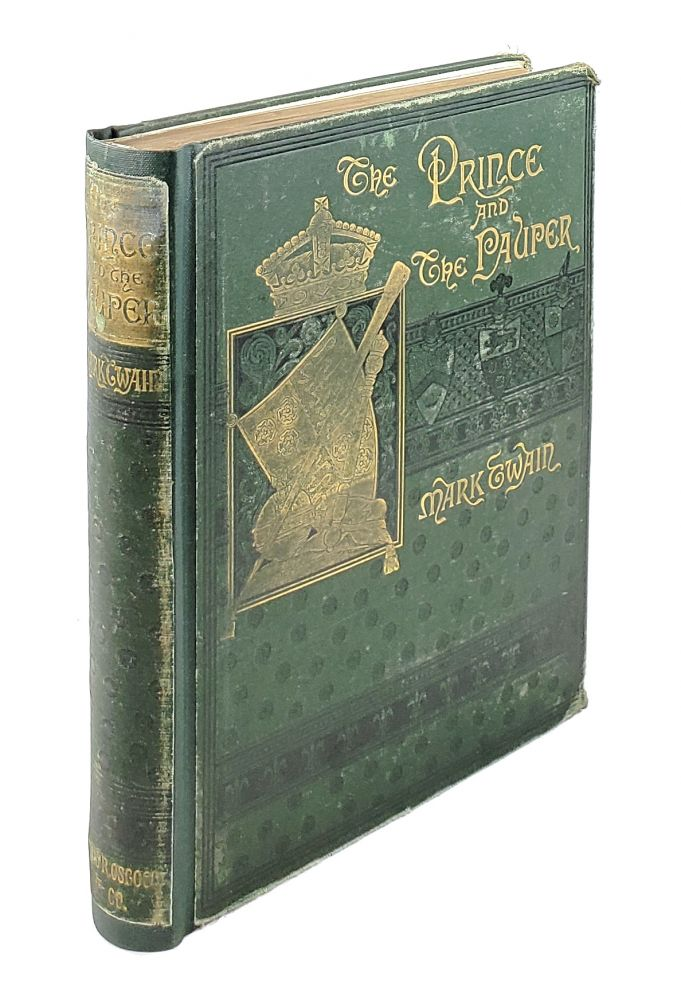 The Prince and the Pauper: A Tale for Young People of all Ages. Mark Twain.