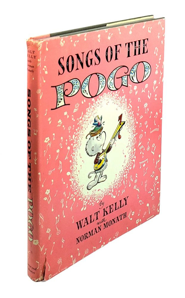 Songs of the Pogo. Walt Kelly.