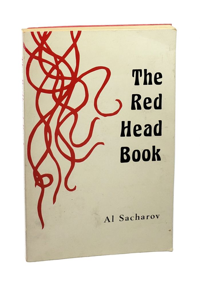 The Redhead Book: A Book for and About Redheads. Al Sacharov.