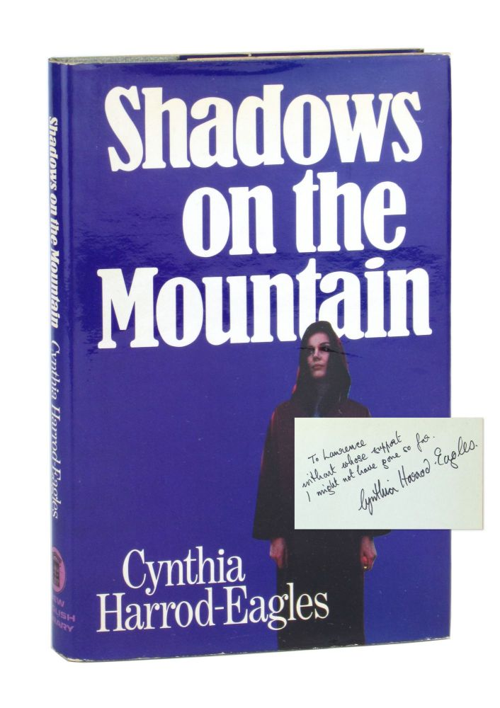Shadows on the Mountain [Signed and Inscribed]. Cynthia Harrod-Eagles.