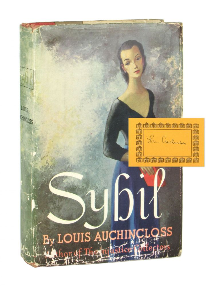 Sybil [Signed Bookplate Laid in]. Louis Auchincloss.