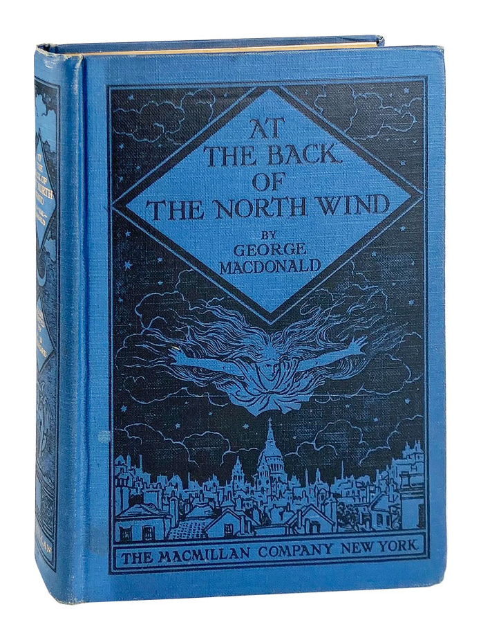 At the Back of the North Wind. George MacDonald, Francis Donkin Bedford.
