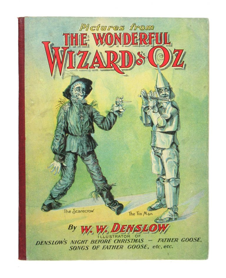 Pictures from The Wonderful Wizard of Oz. W W. Denslow, Thos. H. Russell.