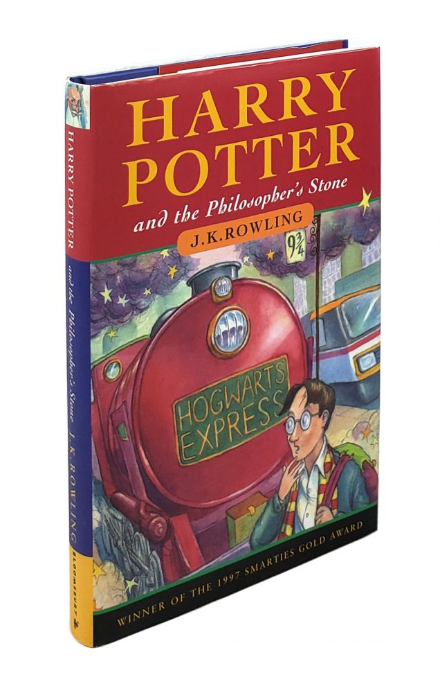Harry Potter and the Philosopher's Stone. J K. Rowling.