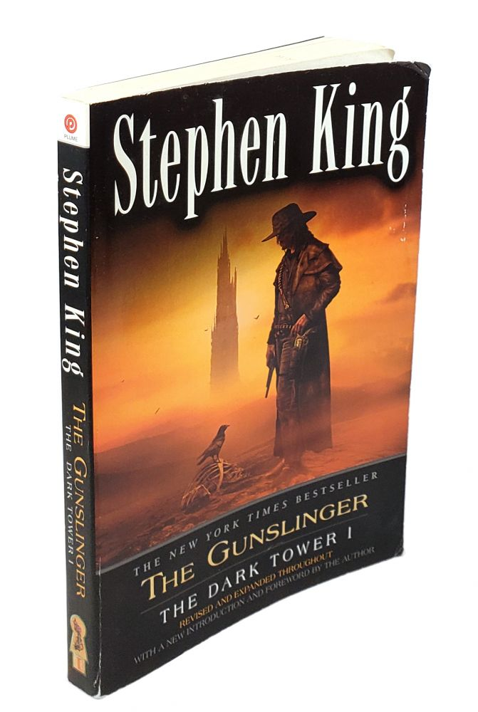The Gunslinger (The Dark Tower I). Stephen King.