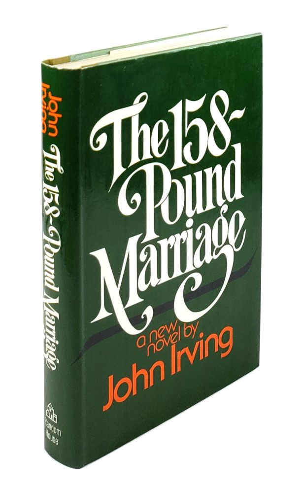 The 158-Pound Marriage. John Irving.