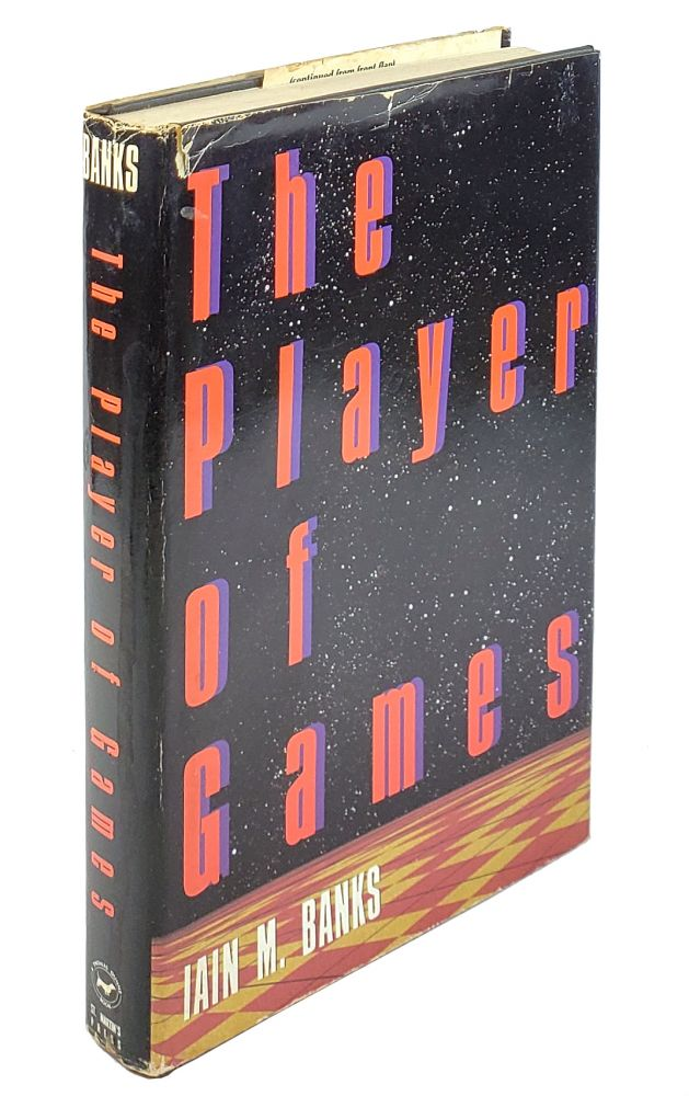 The Player of Games. Iain M. Banks.