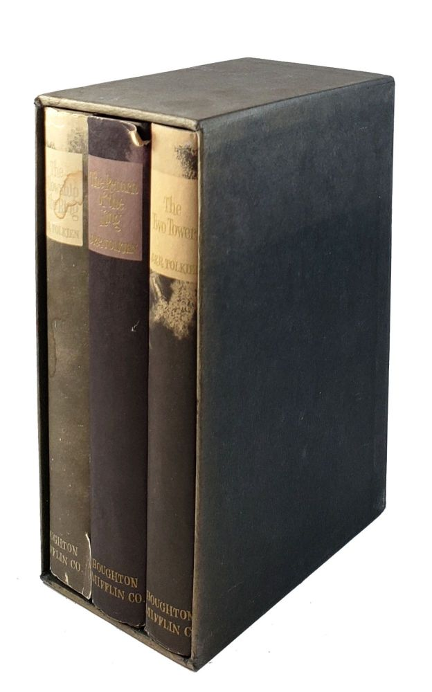 The Lord of the Rings (3 Vols in Slipcase). J R. R. Tolkien.