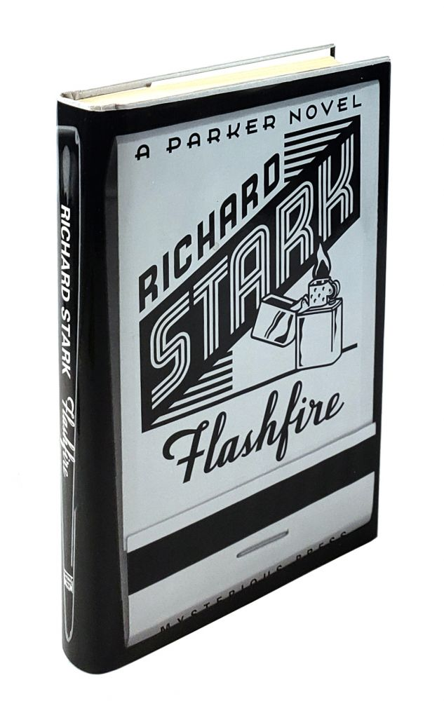 Flashfire. Richard Stark, Donald E. Westlake.