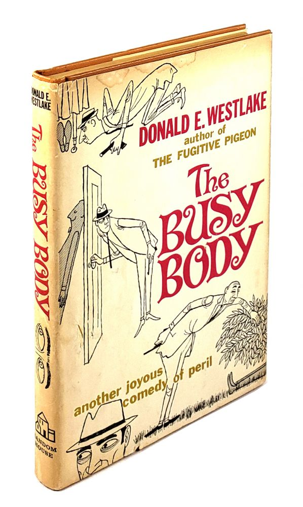 The Busy Body. Donald Westlake.