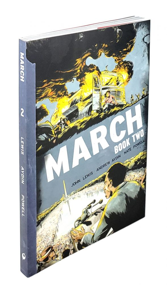 March: Book Two. John Lewis, Andrew Aydin.