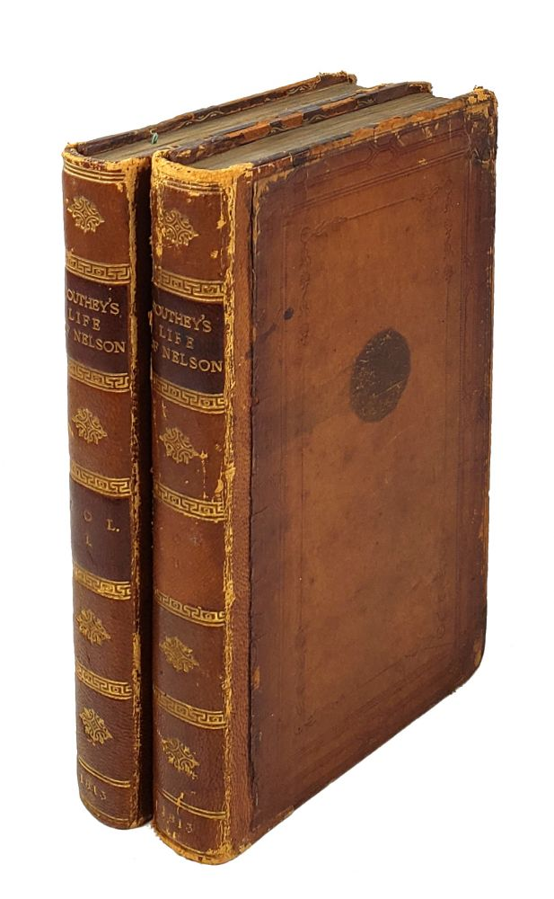 The Life of Nelson (2 Vols.). Robert Southey.