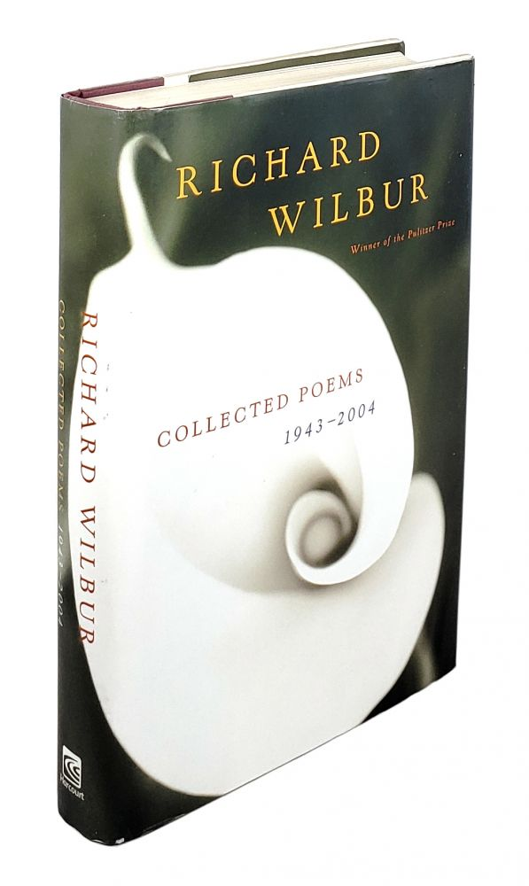 Collected Poems: 1943-2004. Richard Wilbur.