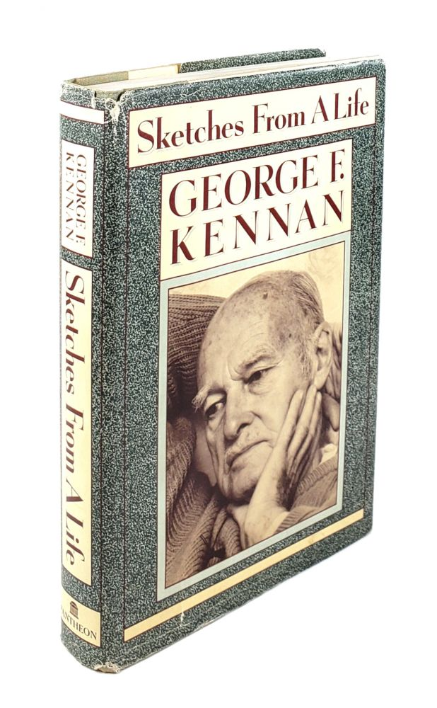 Sketches from a Life. George F. Kennan.