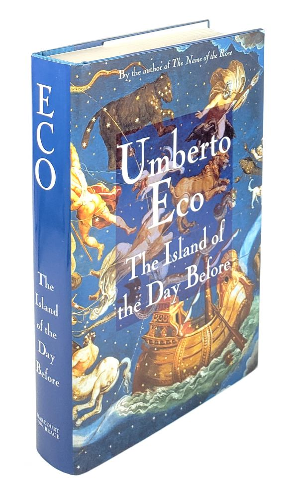The Island of the Day Before. Umberto Eco.