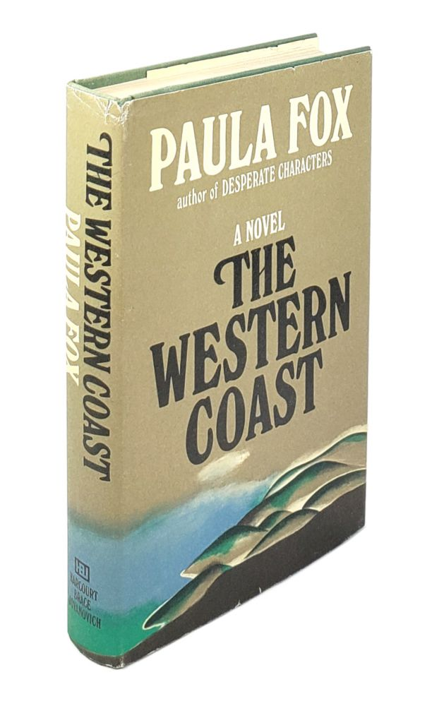 The Western Coast: A Novel. Paula Fox.