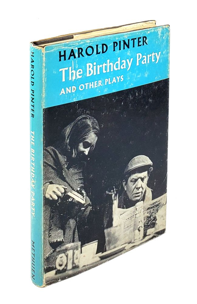 The Birthday Party and Other Plays. Harold Pinter.