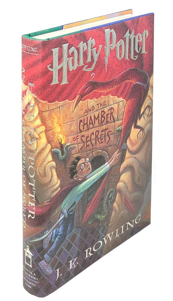 Harry Potter and the Chamber of Secrets. J K. Rowling.