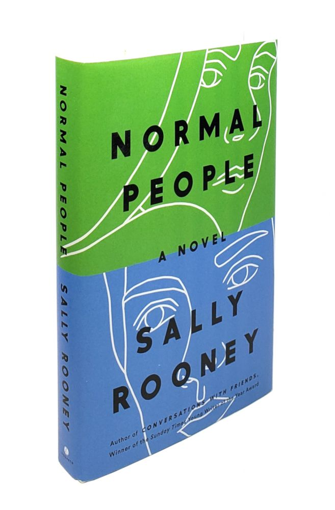 Normal People: A Novel. Sally Rooney.