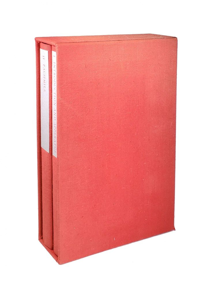 The Red Badge of Courage: A Facsimile Edition of the Manuscript. Stephen Crane, Fredson Bowers, ed.