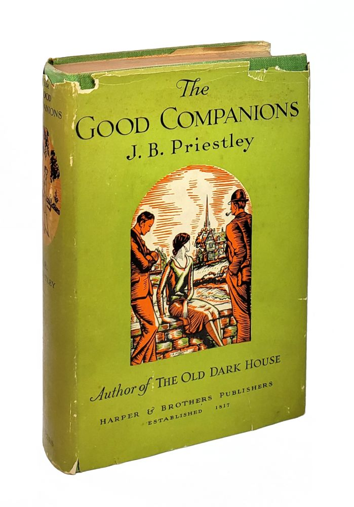 The Good Companions. J B. Priestley.