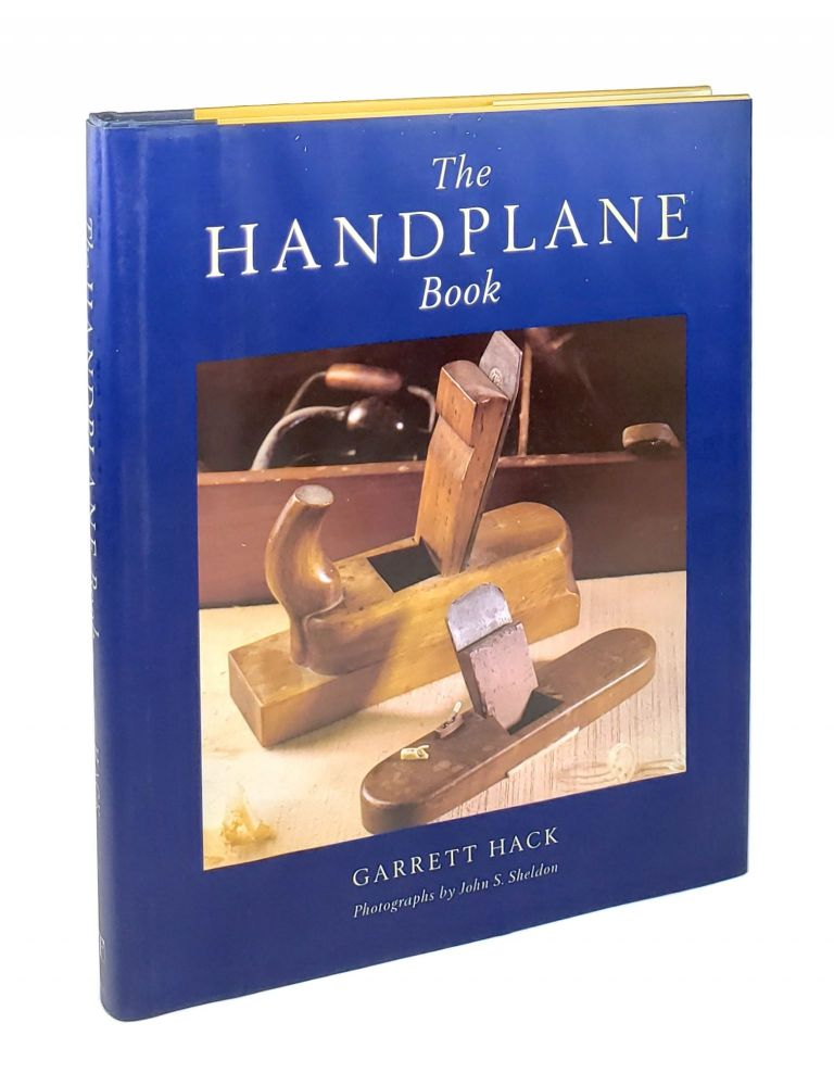 The Handplane Book. Garrett Hack.