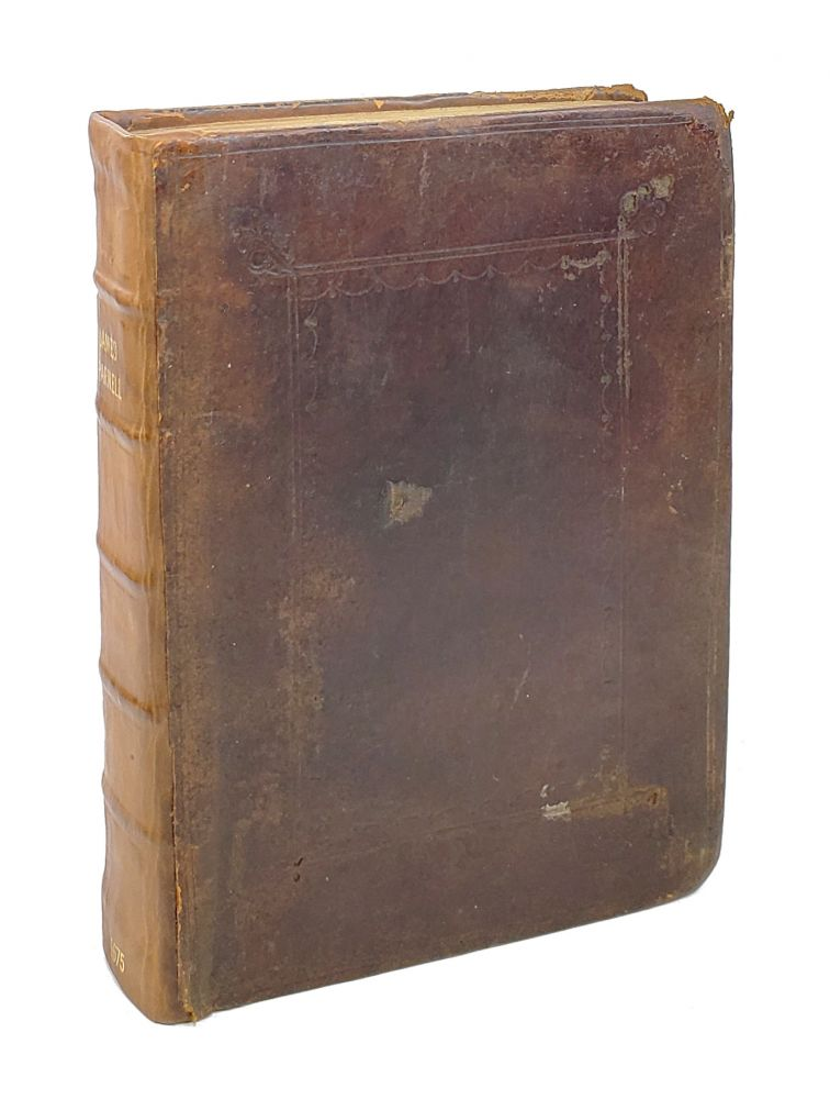 A Collection of the Several Writings Given Forth from the Spirit of the Lord Through That Meek, Patient, and Suffering Servant of God, James Parnel, Who, Though a Young Man, Bore a Faithful Testimony for God and Dyed a Prisoner Under the Hands of a Persecuting Generation in Colchester Castle in the Year 1656 [William Safire Copy]. James Parnell.