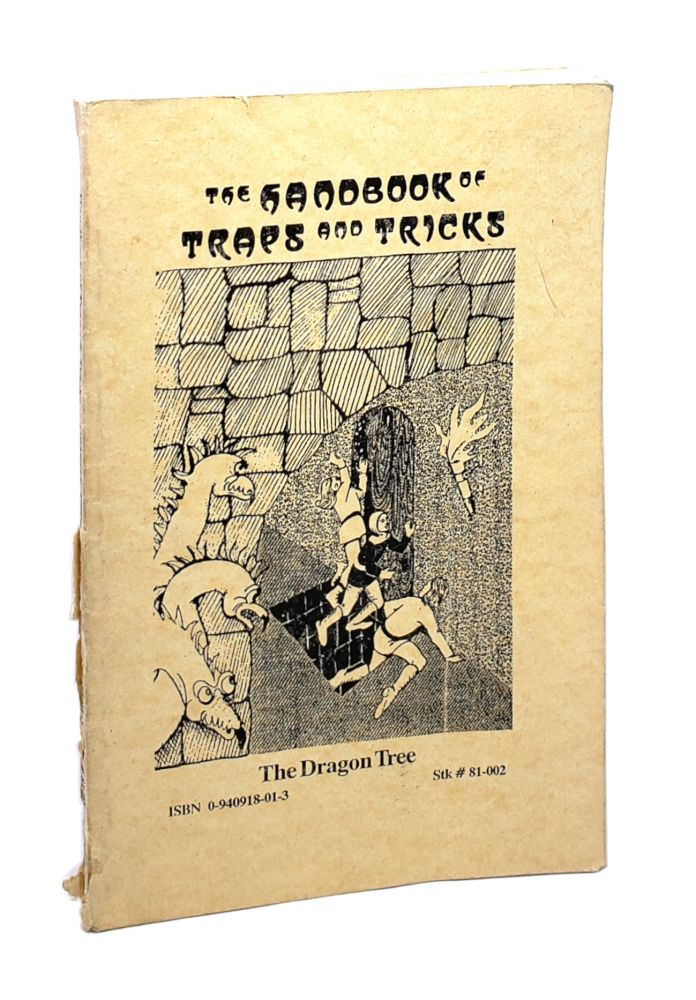 Handbook of Traps and Tricks. Ben Ezzell, Mary Ezzell, Elizabeth Ford, Dana Schaefer, ed., Dungeon Master.
