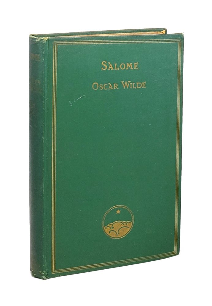 Salome: A Tragedy in One Act. Oscar Wilde.