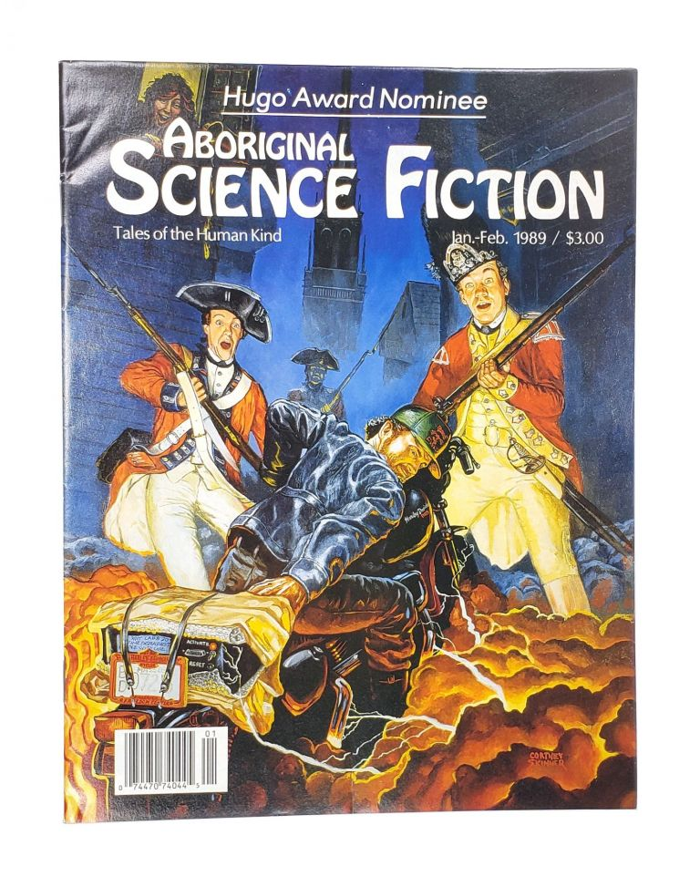 Aboriginal Science Fiction: Jan-Feb 1989. Jonathan Lethem, contrib.