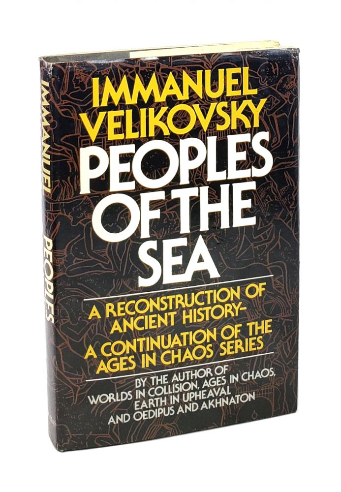 Peoples of the Sea [Ages in Chaos Series]. Immanuel Velikovsky.