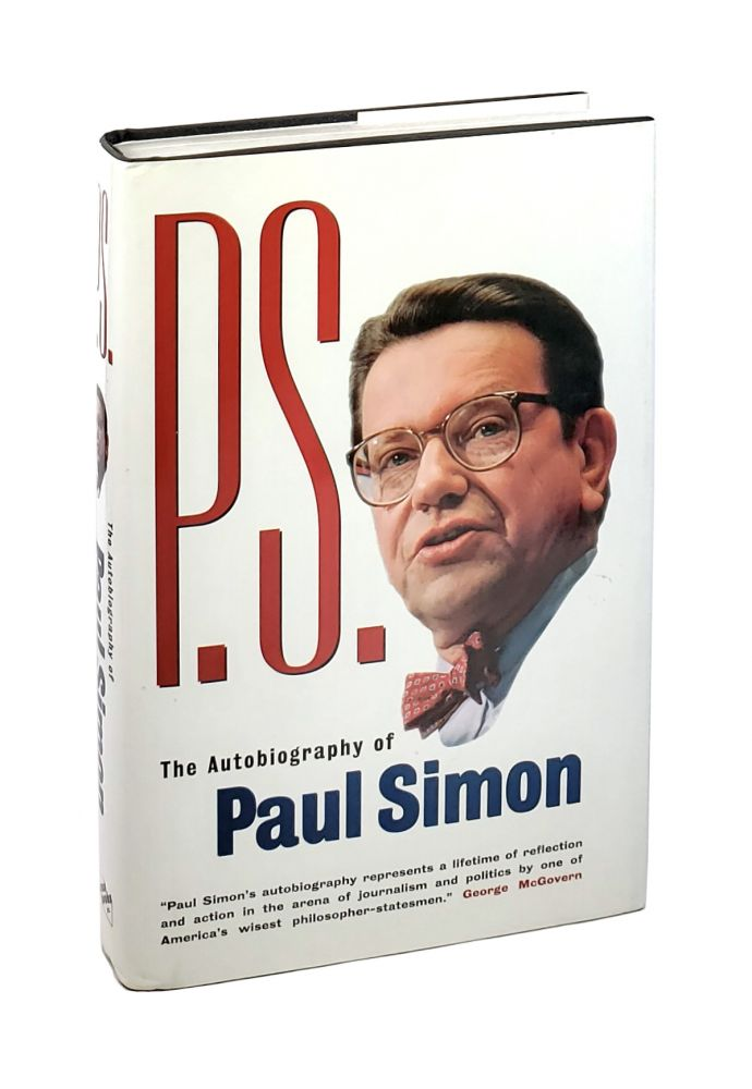 P.S.: The Autobiography of Paul Simon. Paul Simon.