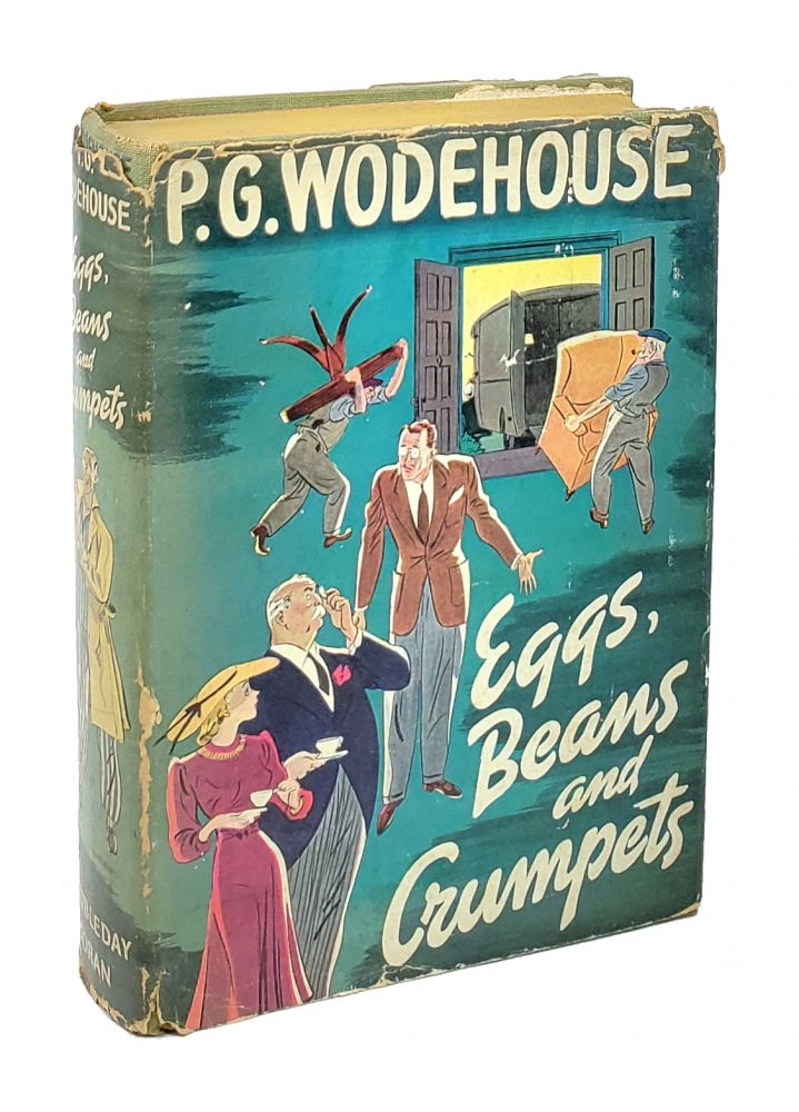 Eggs, Beans and Crumpets. P G. Wodehouse.