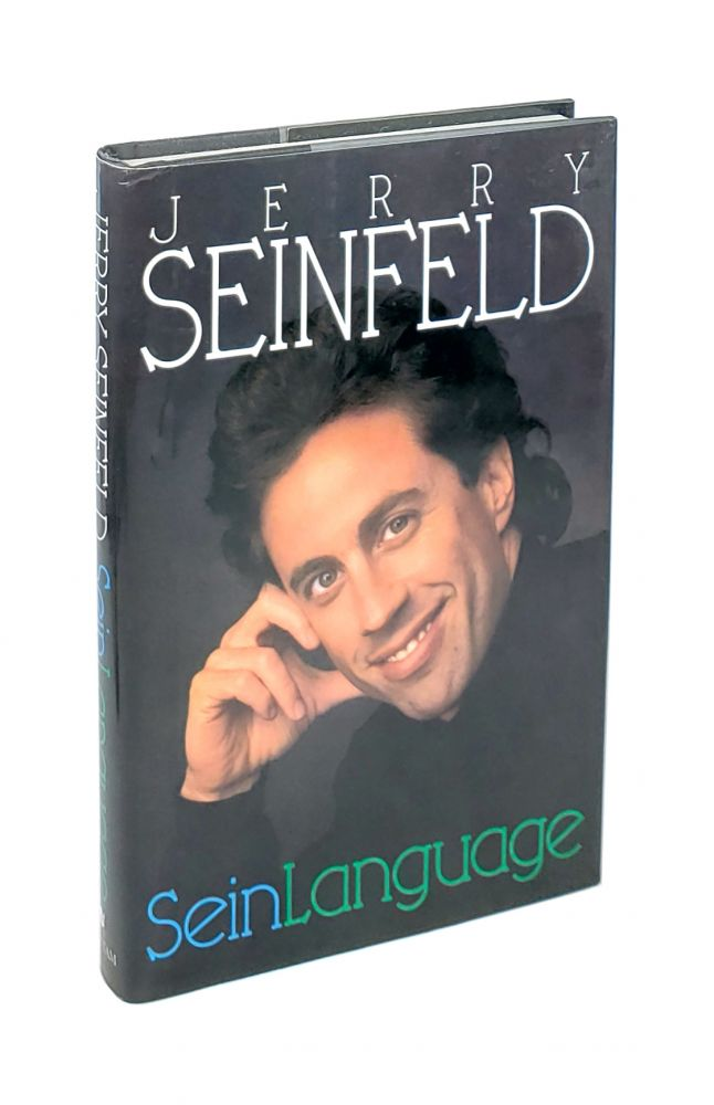 SeinLanguage [with ALS to William Safire]. Jerry Seinfeld.