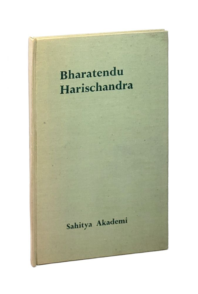 Bharatendu Harishchandra [Makers of Indian Literature series]. Madan Gopal.