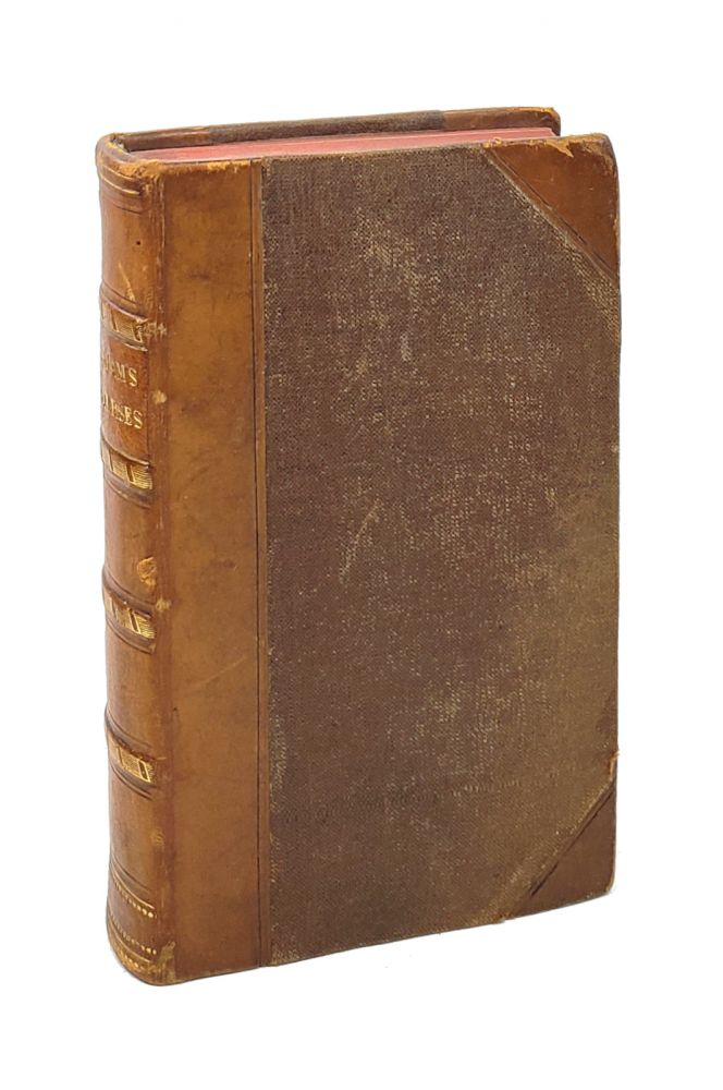 Two Discourses of the Objects, Pleasures, and Advantages, I. Of Science: II. Of Political Science, bound with Dialogues on Instinct; with Analytical View of the Researches of Fossil Osteology. Henry Lord Brougham.